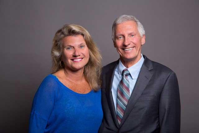 Dana and Barron Collier III