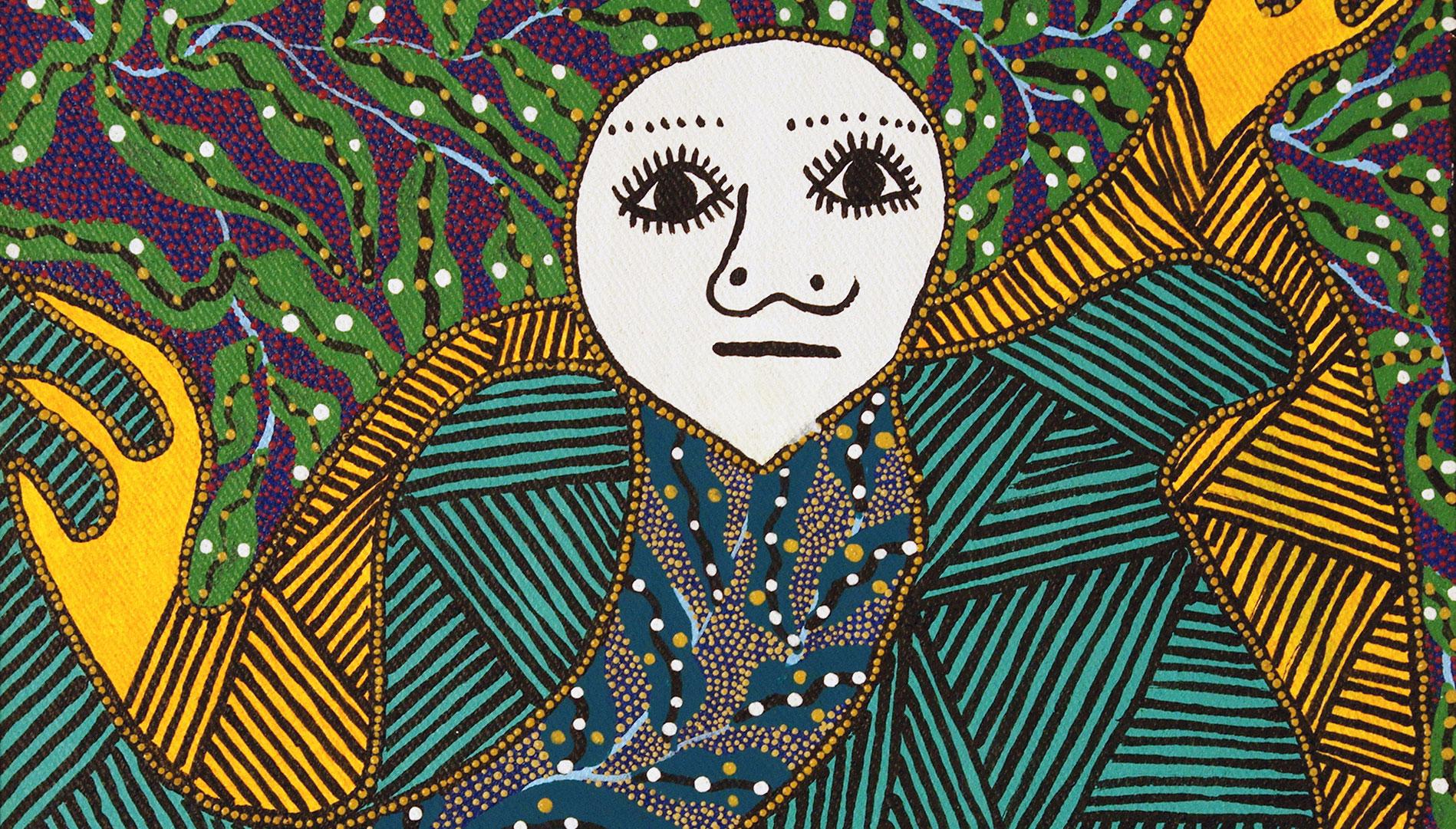 Levoy Exil oil on canvas
