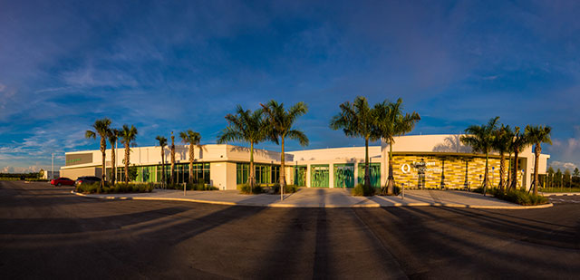 Photo shows FGCU's Emergent Technologies Institute