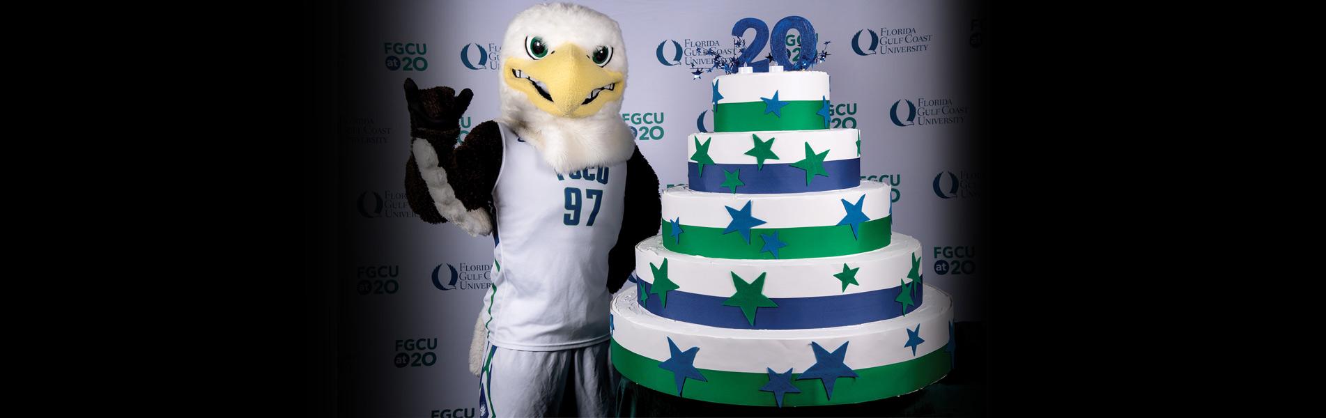 Anniversary Birthday Cake