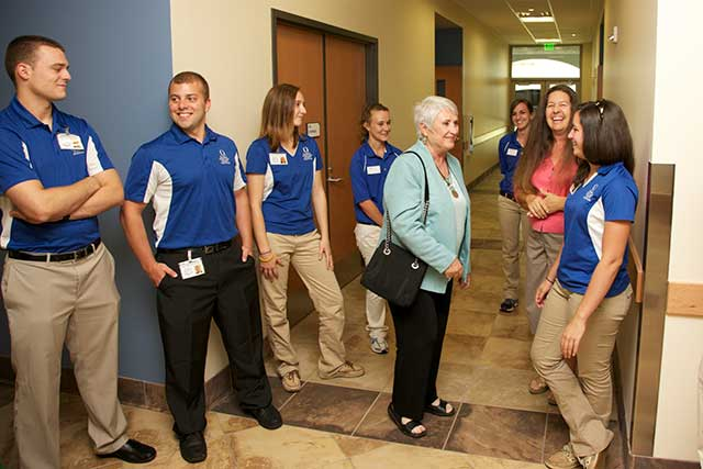 FGCU students have a lot to thank Dr. Elaine Nicpon Marieb for.