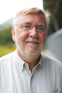 Photo of wetlands expert and FGCU professor William J. Mitsch