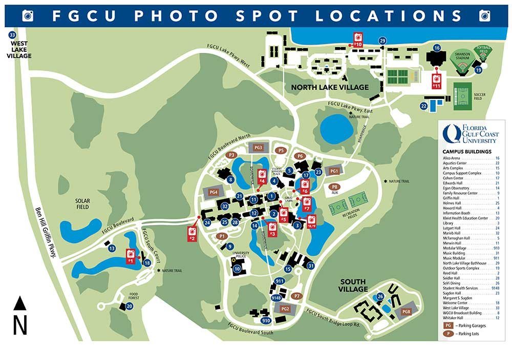 Strike a pose at FGCU at 20 Photo Spots   FGCU 360