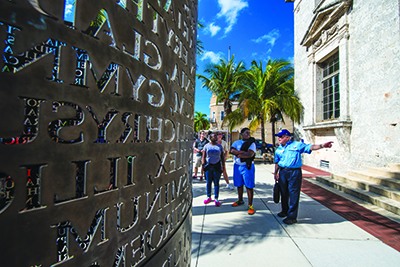 FGCU students learn in historic downtown Ft. Myers