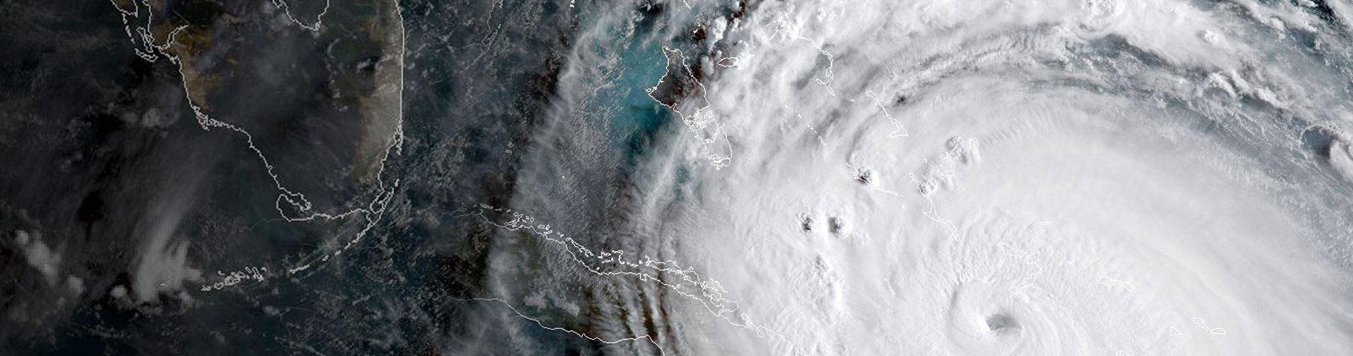 Irma Approaching FL