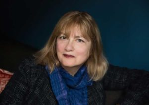 This is a photo of author Alice Hoffman