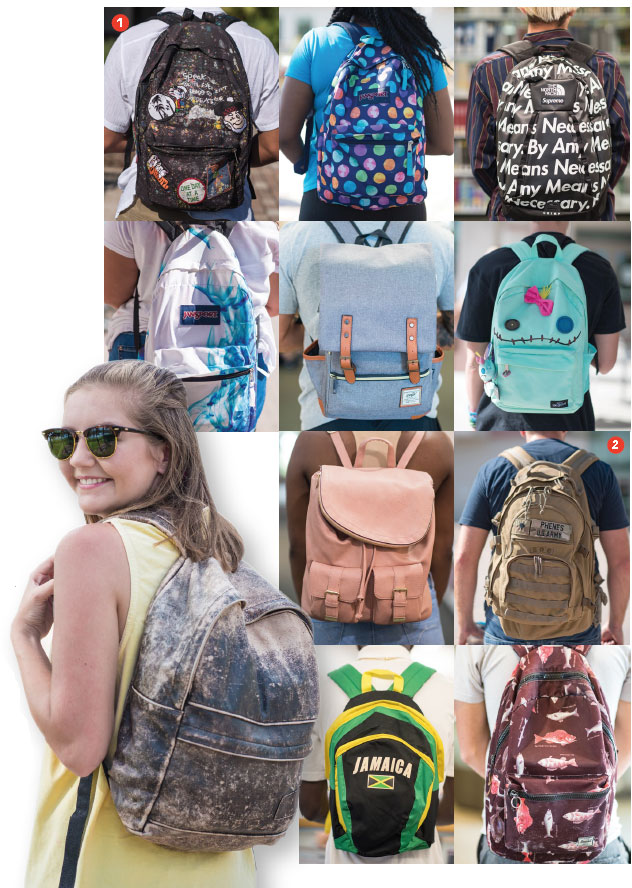 Objects of Affection - Backpacks