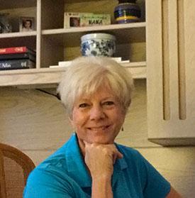 Susan Geoghegen in 2006