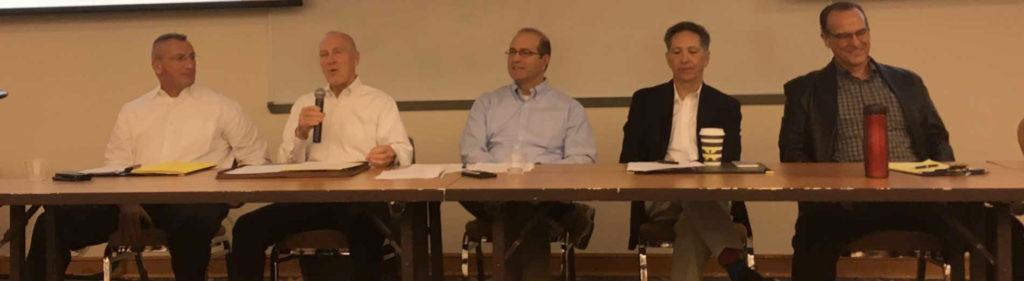 Irma Panel Members
