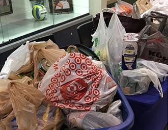 Help #FEEDFGCU through Athletics food drive