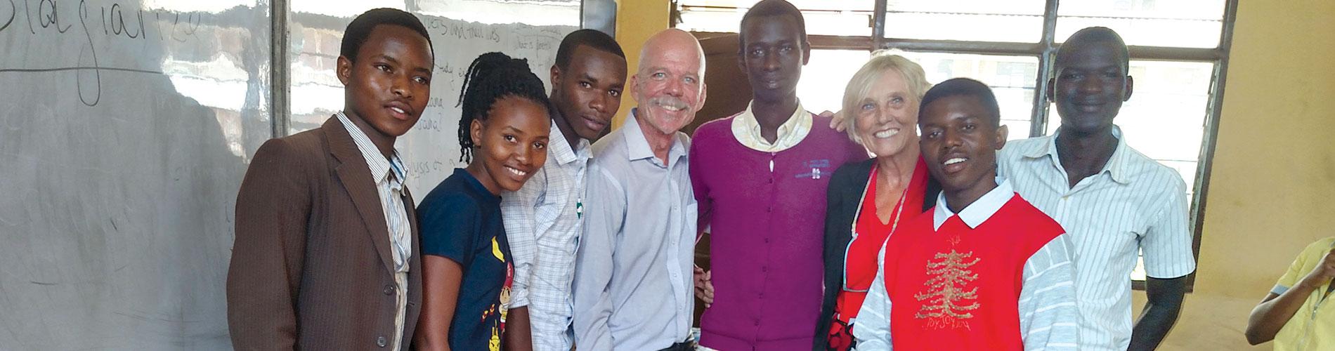 Rwanda Student