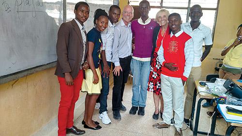 Rwanda Students