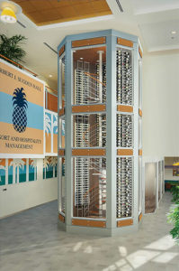 FGCU's Wine Tower