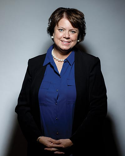 Susan Evans, Vice President and Chief of Staff