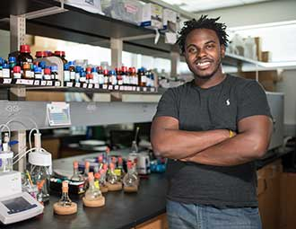 Grad pursuing chemistry Ph.D. at Carnegie Mellon