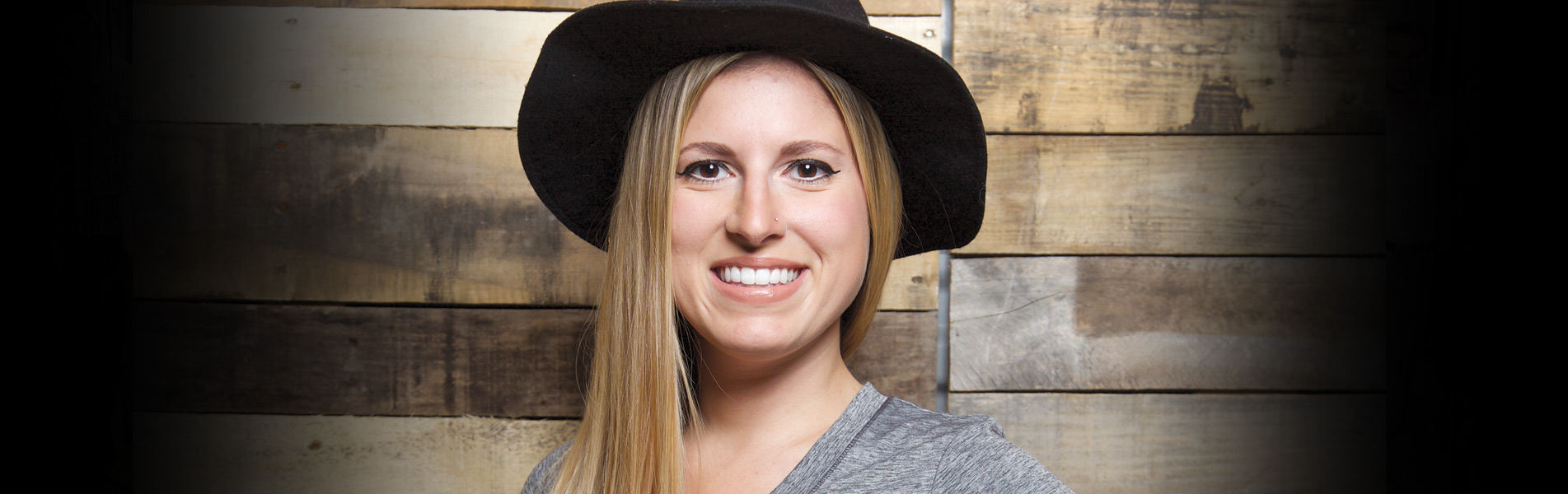 Holly Gerber - Internship leads to sweet success