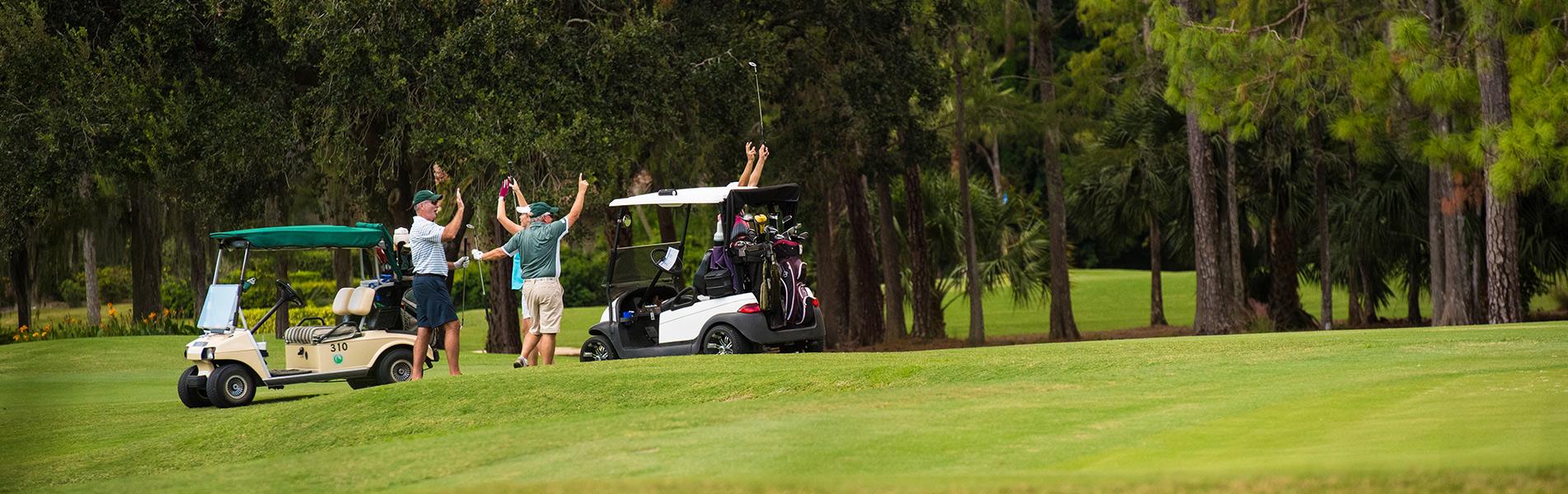 FGCU Founder's Cup Golf Tournament