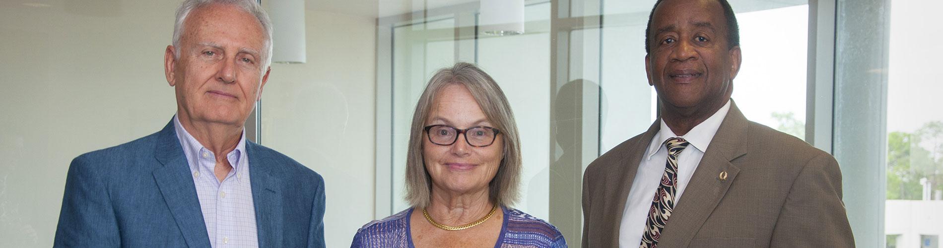 $1 million commitment by Maurizio and Laura Nisita of Estero