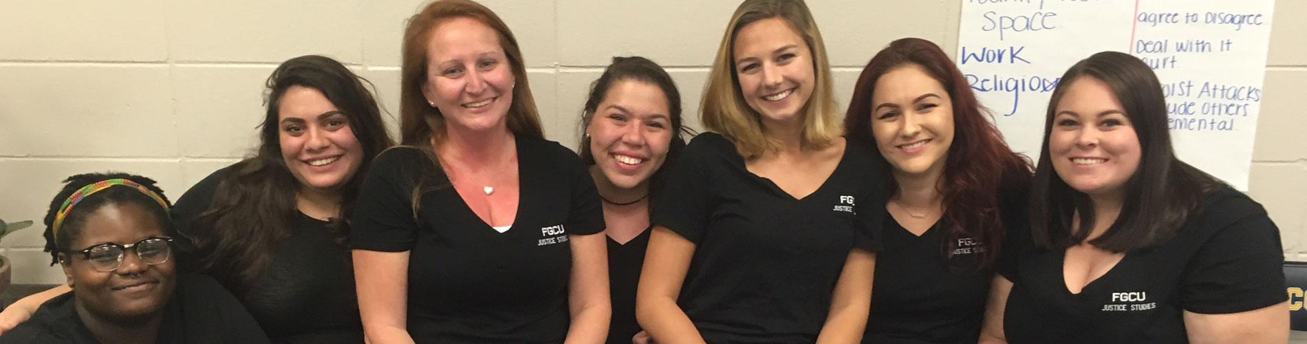 FGCU student mentors spread success at academy