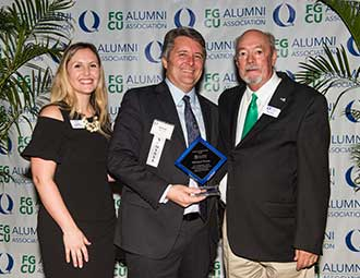 FGCU honors alumni at Homecoming