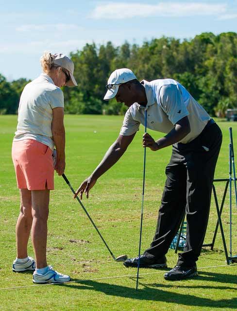 PGA majors help faculty and staff sharpen skills