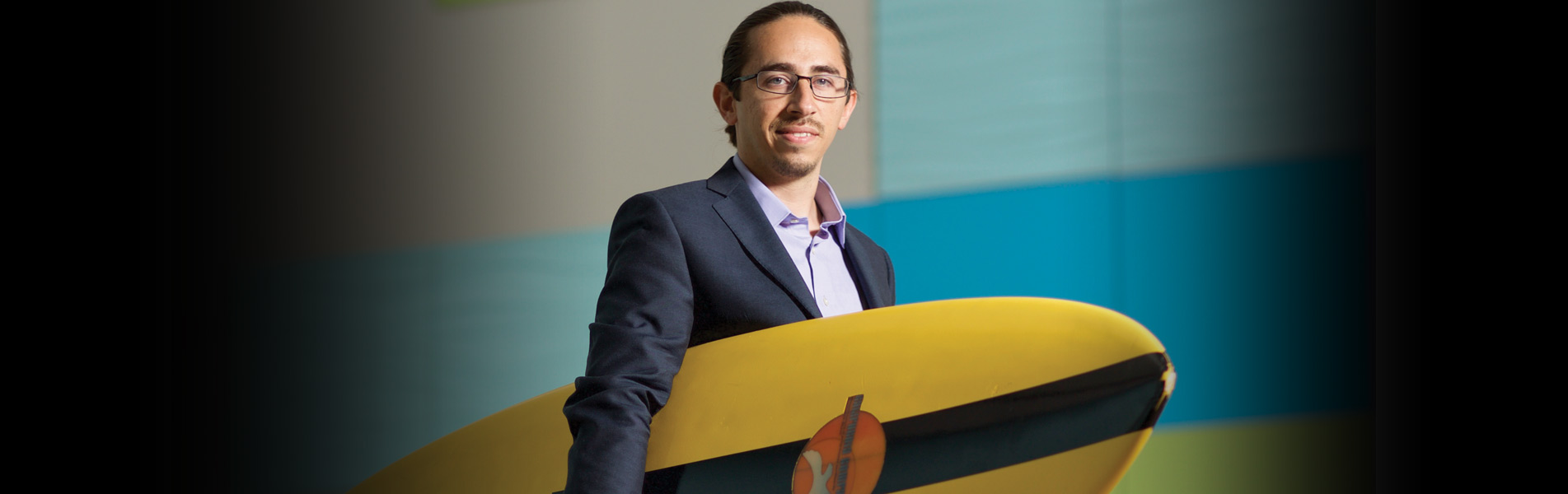 FGCU Alumni Felipe Velosa