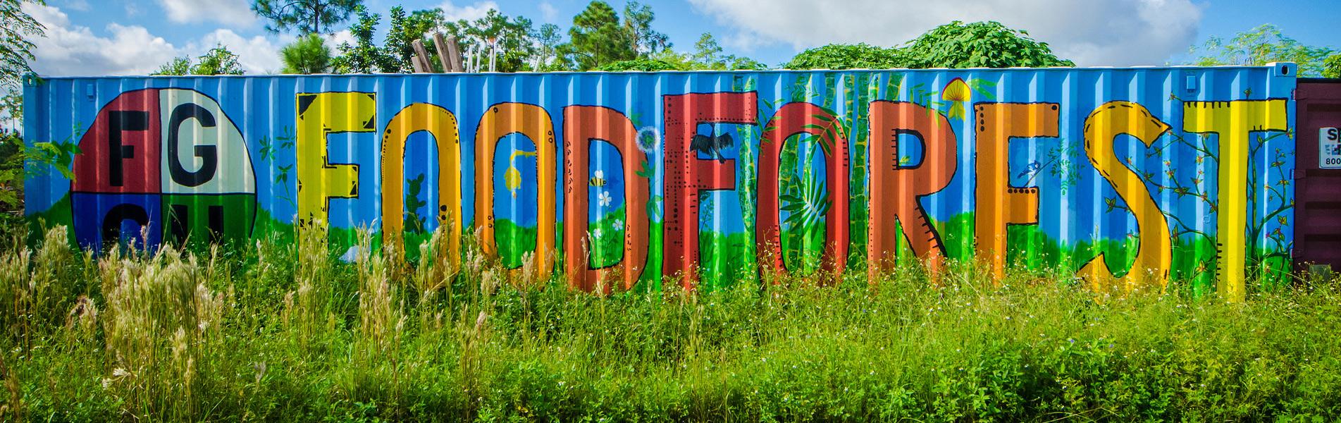 FGCU Food Forest