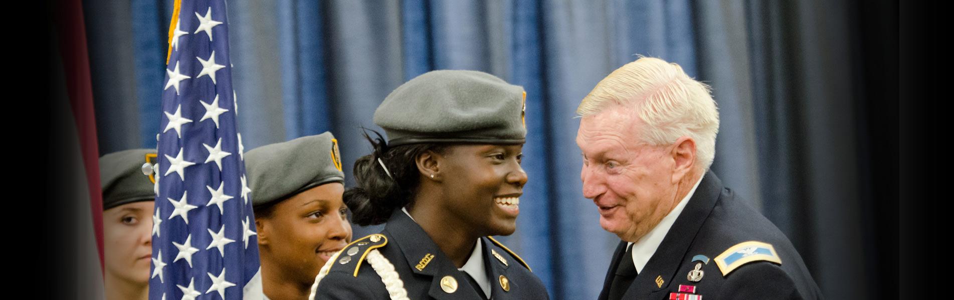 FGCU honors veterans