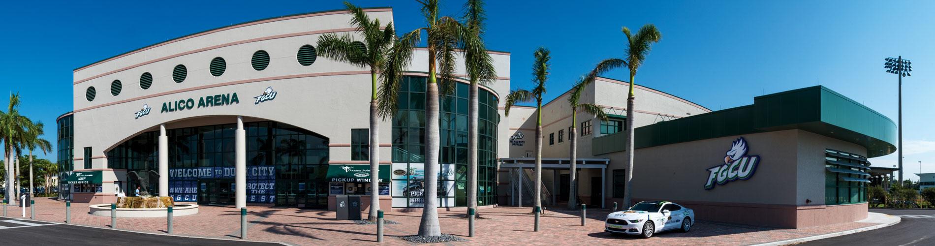 Alico Arena Expansion