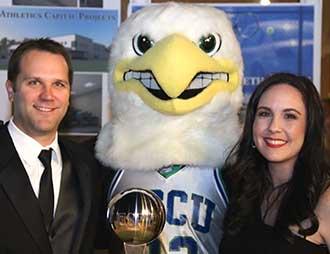 Advancing FGCU is alum's latest campus role