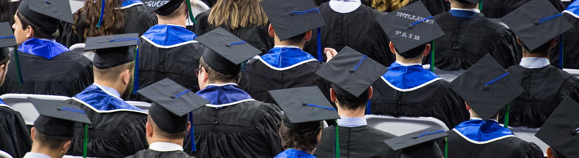 Photo shows FGCU commencement