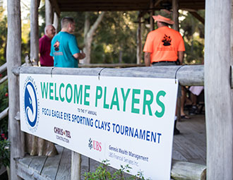Tournament raises $30,000 for FGCU scholarships