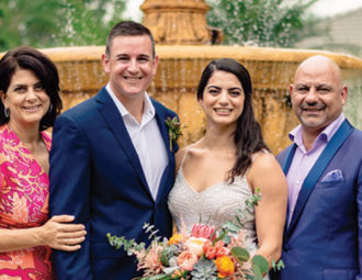 Former FGCU athletes have double wedding – one in U.S., one in Trinidad