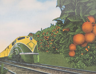 Florida railroad history tracked to FGCU archives