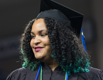 Second-chance success sends FGCU sociology grad to Cambridge