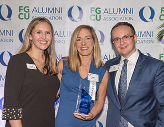 Champion for people in need earns top Alumni Award