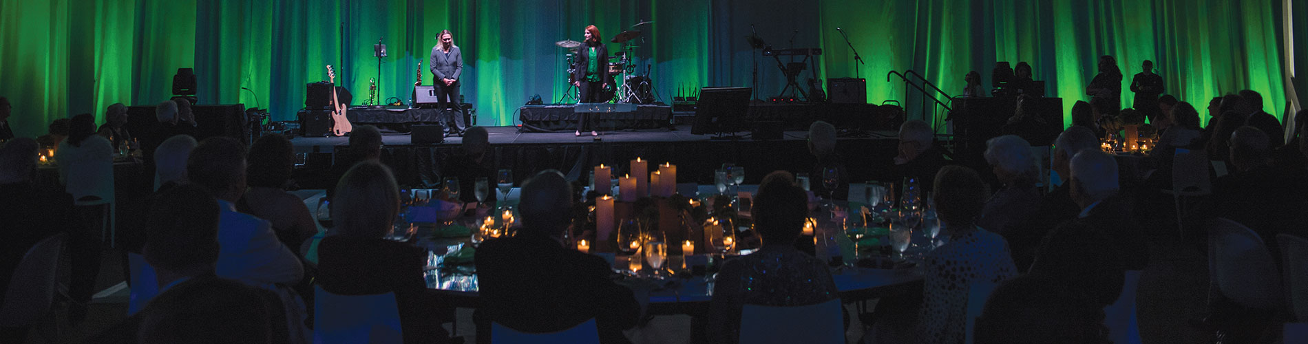 PHoto shows FGCU gala