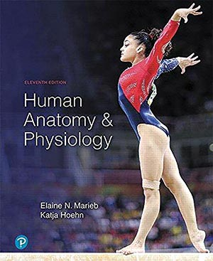 Dr. Marieb anatomy book