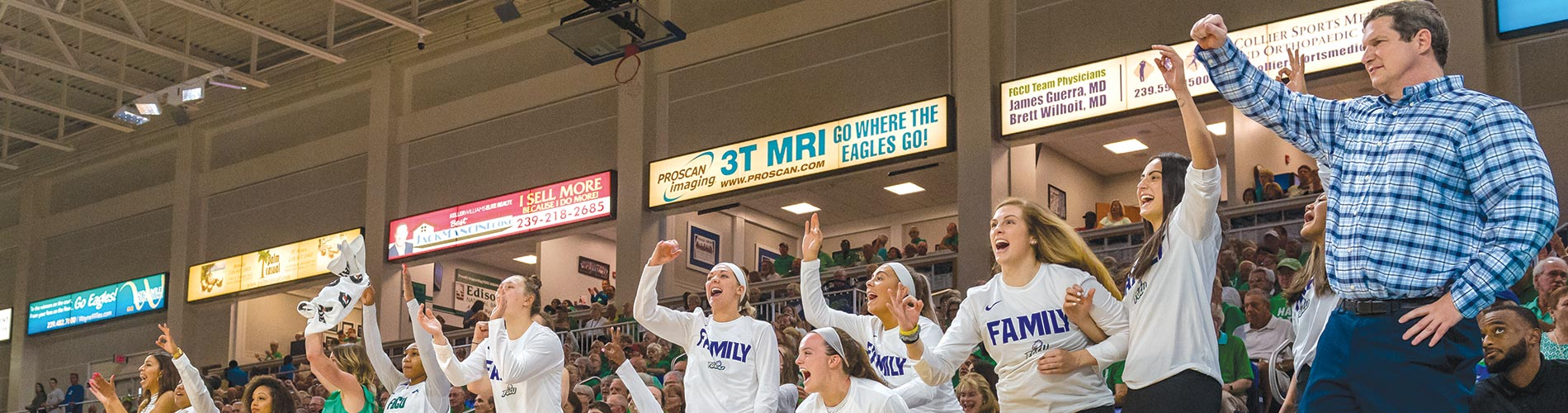FGCU Women's Basketball