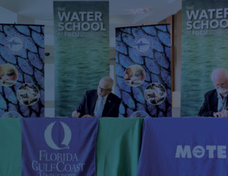 FGCU partners with Mote Marine Laboratory for harmful algal bloom research, education