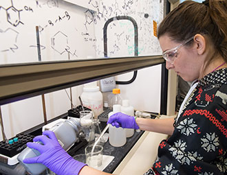 Undergraduate research not just an experiment at FGCU
