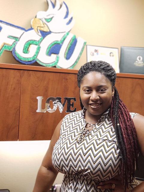 Photo of FGCU alumna