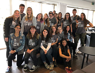 Students on tour inspired by European sustainability efforts
