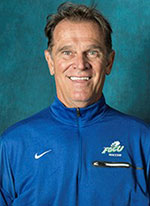 Photo shows FGCU coach