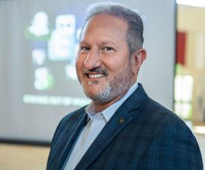 photo shows FGCU professor