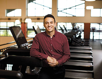 Exercise science grad finds career at Babcock Ranch a great fit