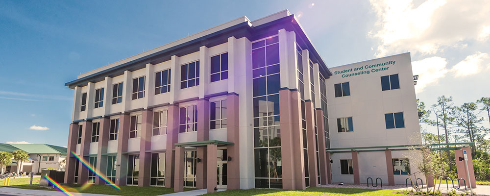 Photo of FGCU Community Counseling center