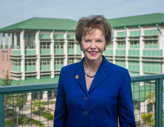 Marieb College welcomes new dean with ambitious goals