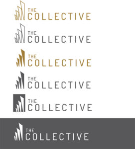 Photo hows The Collective logo