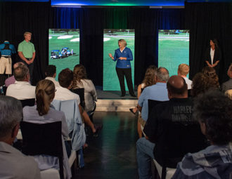 FGCU turns research into performance at Research Roadshow